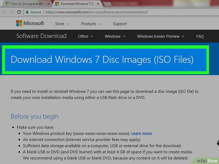 Gambar berjudul Downgrade Windows 8 to Windows 7 Step 5