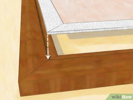 Comment Encadrer Une Toile Wikihow