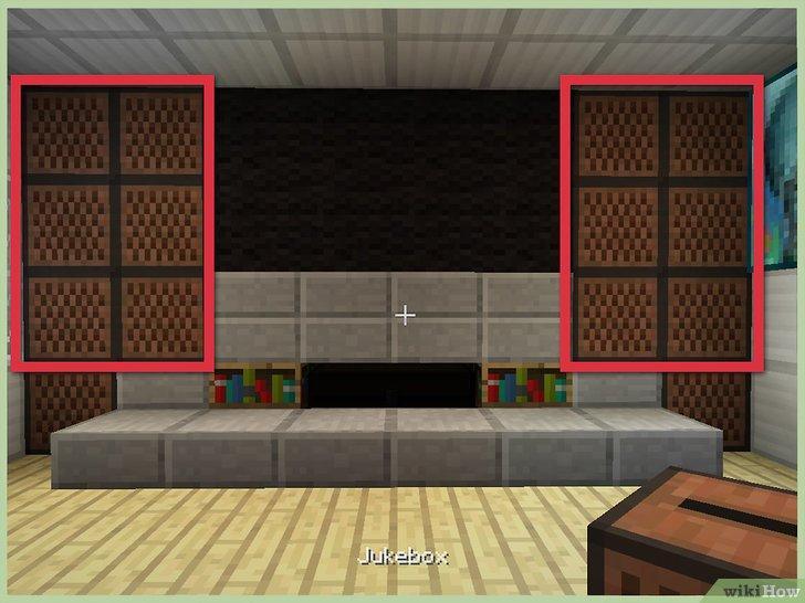 Comment Fabriquer Une Tlvision Dans Minecraft