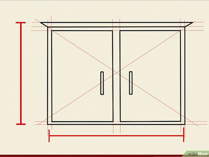 image intitulee build a cabinet step 1