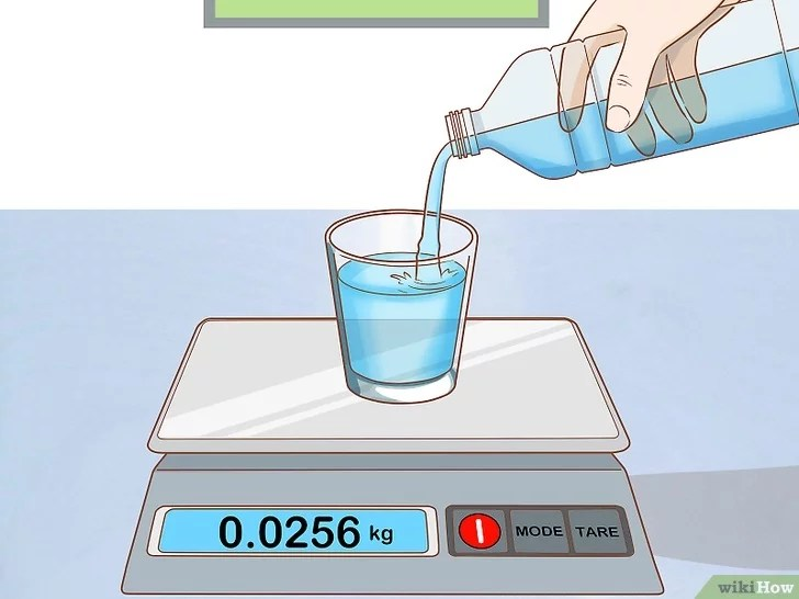 Immagine titolata Measure Liquids without a Measuring Cup Step 9