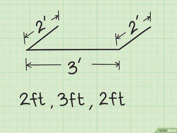 4 Modi per Calcolare i Metri Lineari - wikiHow