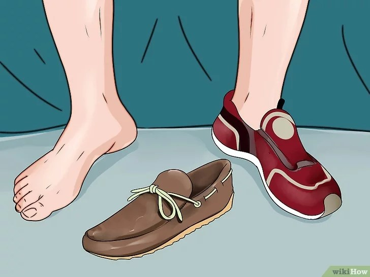 Immagine titolata Prevent Foot Blisters Step 6