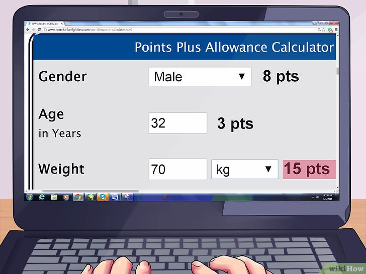 Points can range from a the number of weight watchers points in sushi varies depending on the type, portion. Comment calculer vos points Weight Watchers: 12 étapes