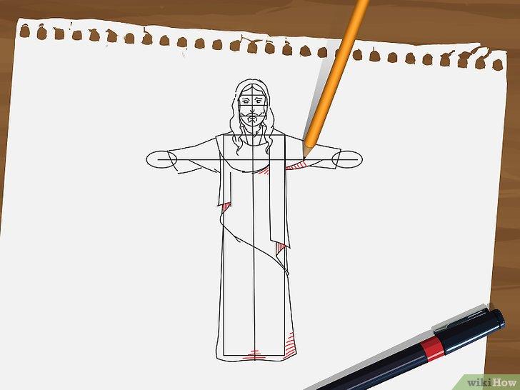 Imagenes De Dios Para Dibujar A Lapiz Faciles Find Gallery