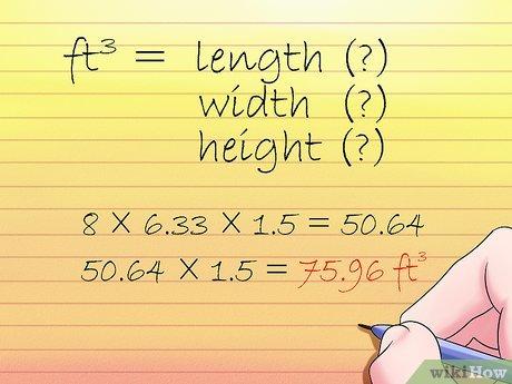 Como Calcular Metros Lineares: 10 Passos (com Imagens)
