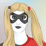 4 Formas De Hacer Un Disfraz De Harley Quinn Wikihow
