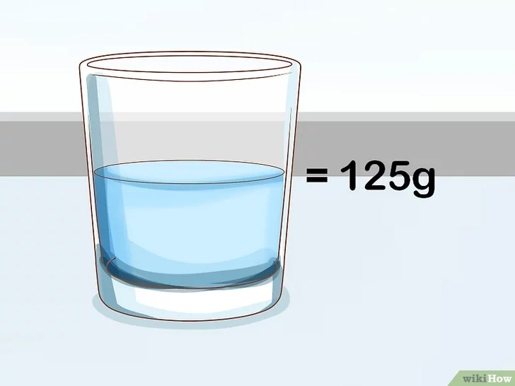 Immagine titolata Measure Liquids without a Measuring Cup Step 6