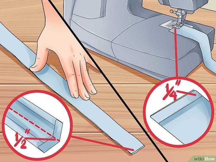 Come Realizzare Una Cintura Di Stoffa 14 Passaggi