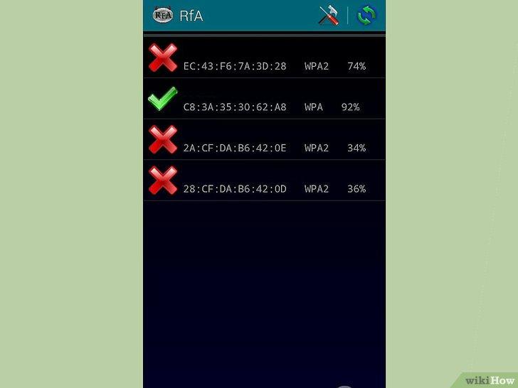 صورة عنوانها Hack Wi Fi Using Android Step 13