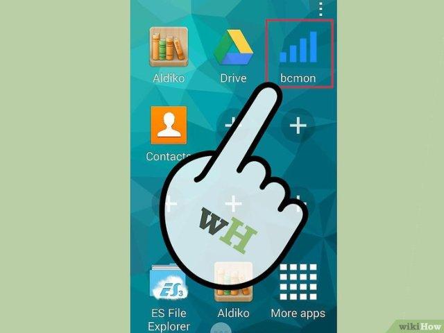 صورة عنوانها Hack Wi Fi Using Android Step 3
