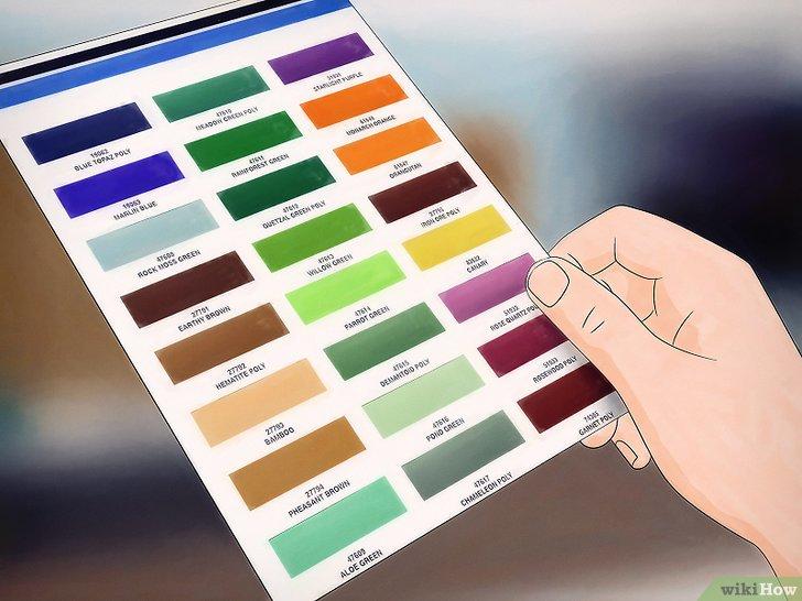 كيفية مزج ألوان الطلاء لإنتاج اللون البني