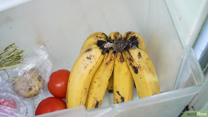 كيفية تخزين الموز Wikihow