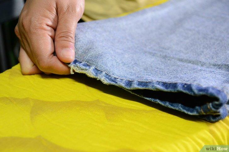 Come Accorciare I Pantaloni Senza Cucire A Mano