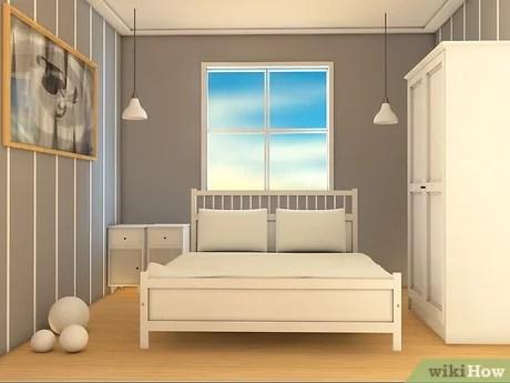 Perfetta per stanze di piccola metratura. 3 Modi Per Arredare Economicamente Una Stanza Da Letto Piccola