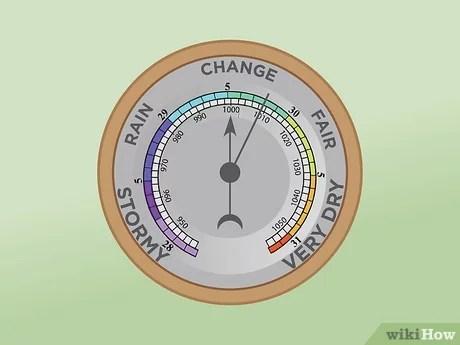 comment regler un barometre 12 etapes