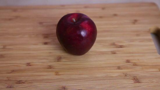 retirer le cœur d une pomme