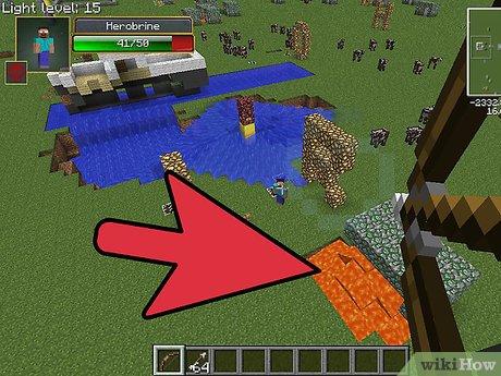 Cara Membunuh Herobrine Di Minecraft 11 Langkah Dengan Gambar