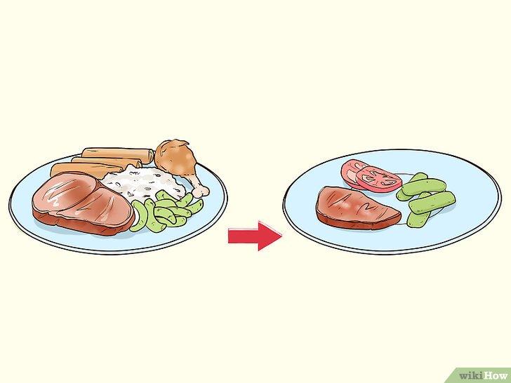 كيفية خفض الوزن أثناء الحمل Wikihow