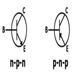 Simbol Transistor NPN Dan PNP