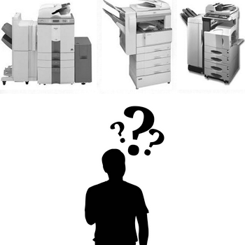 Membeli Dan Memilih Mesin Fotocopy Yang Sesuai Kebutuhan