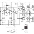 Rangkaian Inverter Input 12 Volt DC Output 220 VAC 1000 Watt
