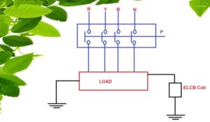 Perbedaan Fungsi ELCB Dengan MCB Umum Serta Kelebihannya - Diagram Prinsip Dan Cara Kerja ELCB