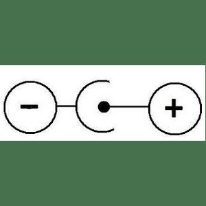 Cara Mengetahui Polaritas Adaptor Atau Power Supply
