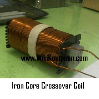Cara Membuat Coil Crossover Subwoofer Inti Besi