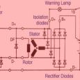 Skema Rangkaian Dioda Generator