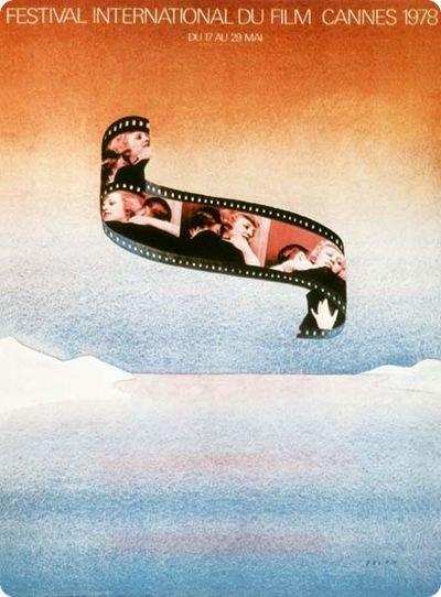 affiche festival de cannes 1978 Toutes les affiches du festival de Cannes de 1946 à 2013