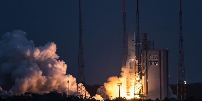Satelit Telkom Tidak Dapat Dioperasikan