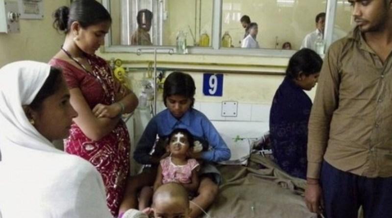 60 Anak Meninggal di Rumah Sakit di India