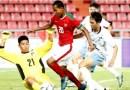 Timnas U-16 Indonesia Menang Melawan Timnas U-16 Laos