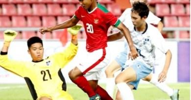 Wikimedan.com.Timnas U-16 Indonesia Menang Melawan Timnas U-16 Laos.Timnas U-16 Indonesia meraih tiket otomatis ke babak utama Piala Asia U-162018 setelah