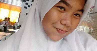 Siswi SMA 11 Medan