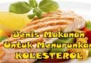 Cara Mudah Dan Cepat Menurunkan Kolesterol Tubuh