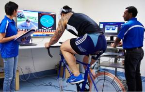 teknologi olahraga