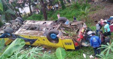 Kecelakaan Bus Pinem