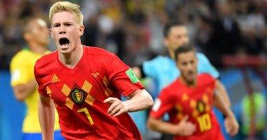 Perebutan Posisi Ketiga Piala Dunia 2018 Antara Belgia Dan Inggris