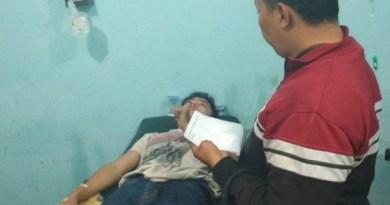 Grepek Bensu Lampung , Begini Kejadian Ojek Online Yang Dianiaya