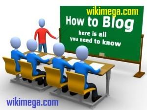 Blogging Tips for Beginner Bloggers, beginner blogging tips image, how start blogging guide photo, logo of beginners image