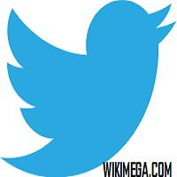 TWITTER LOGO, twitter logo wikimega, twitter.com