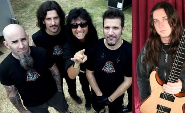 Jon Donais e Anthrax