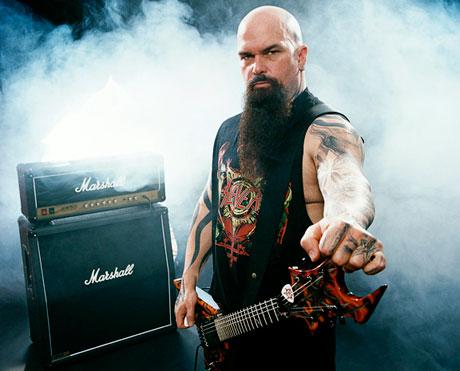 Kerry King fala sobre novo álbum do Slayer