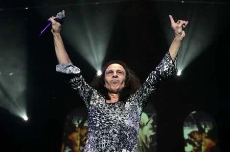 Ronnie James Dio Black Sabbath