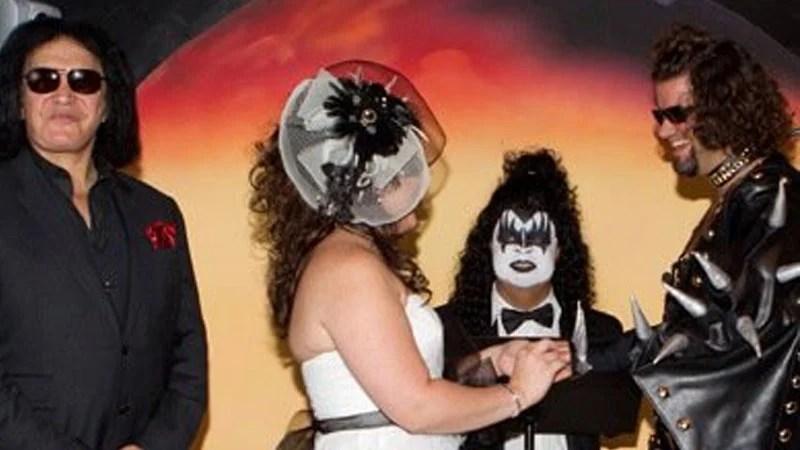 Casamento Metal