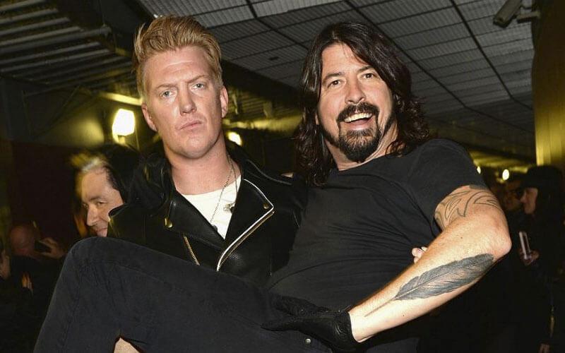 Foo Fighters e Queens Of The Stone Age confirmam quatro shows no Brasil