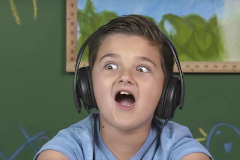 Vídeo: Crianças reagem a Led Zeppelin