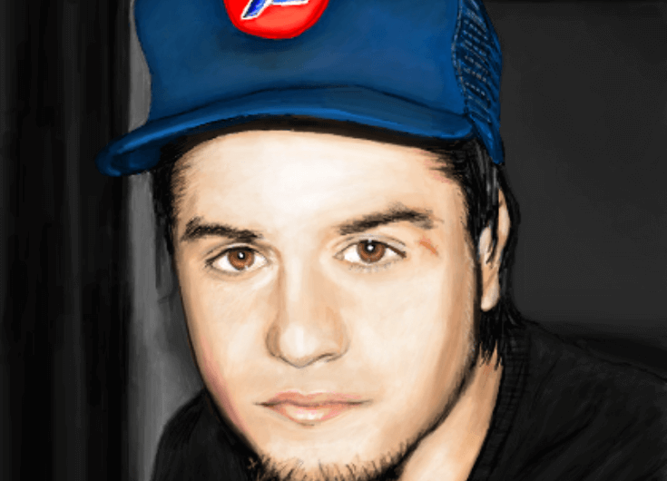 Mike Patton por Erik Farias